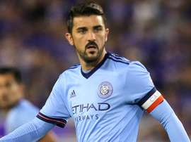 Villa helped New York City past Philadelphia Union in the MLS play-offs. GOAL