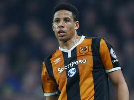 Derby County have signed defender Curtis Davies. AFP