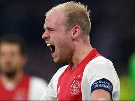 Les 'Toffees' aimeraient attirer Davy Klaassen de l'Ajax Amsterdam. Goal