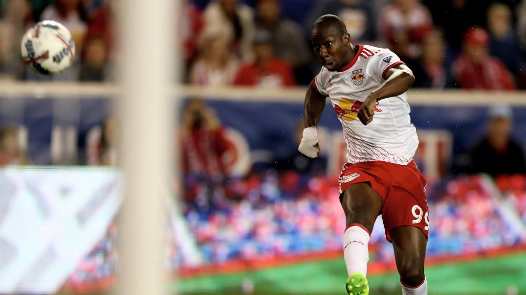 Red Bulls' Bradley Wright-Phillips fastest to 100 MLS goals