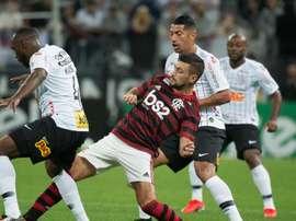 Prováveis escalações de Corinthians e Flamengo. Goal