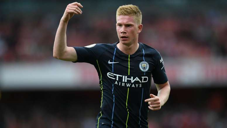 Klopp hopes De Bruyne is fit to face Liverpool