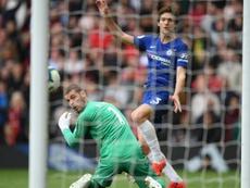 De Gea permet à Chelsea de prendre un point. Goal