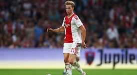 Bayern are also keen on the Dutch starlet. GOAL