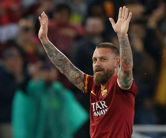 De Rossi would be too expensive for Parma. GOAL