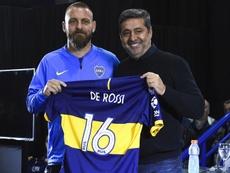 De Rossi lauds 'crazy' Boca fans