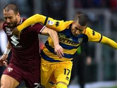 Il Parma supera il Torino. Goal