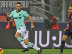 Il difensore olandese dell'Inter De Vrij, ex Lazio. Goal