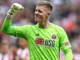Solskjaer tips Henderson for bright Manchester United future. GOAL