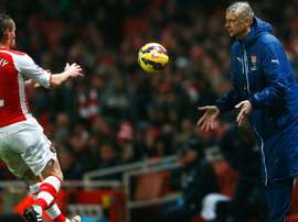 Debuchy and Wenger have a cold relationship. Goal