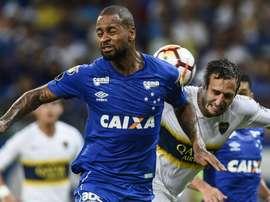 Dedé Cruzeiro Boca Libertadores 04 10 2018. Goal