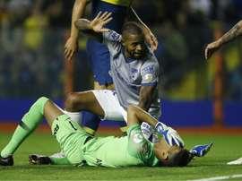 Dedé está liberado para enfrentar o Boca. Goal