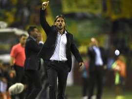 Defensa y Justicia Sao Paulo Copa Sudamericana 05042017