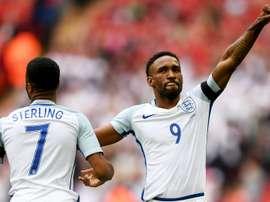Mais uma vitória para a Inglaterra. Goal