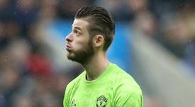 De Gea left stunned by United form. GOAL