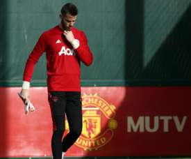 De Gea not thinking about extending Man United contract