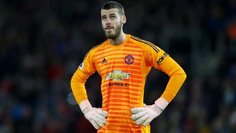 You're at the best place – Solskjaer wants De Gea, Martial to re-sign