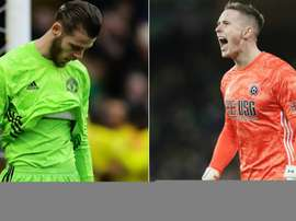 De Gea v Henderson: Who is the future of Manchester United? GOAL