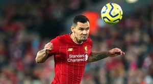 Lovren is back in training for Liverpool after injury. GOAL