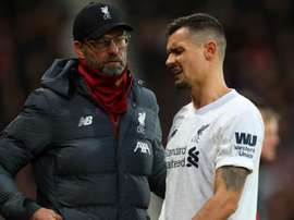 Klopp: Lovren injury more serious. GOAL