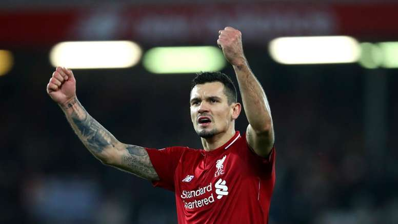 Lovren's agent says he wants to move to Roma. GOAL