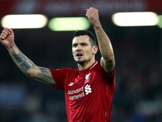 Lovren is eyeing a second leg comeback. GOAL