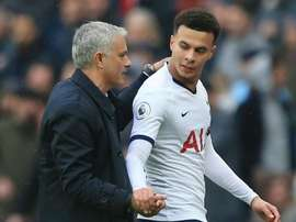 Mourinho: Consistency the key for improved Alli. GOAL