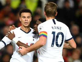 Alli, Vertonghen and Aurier join Kane in sitting out Spurs' Bayern trip. GOAL