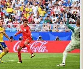 Momentos Campeões:Inglaterra na semi.Goal
