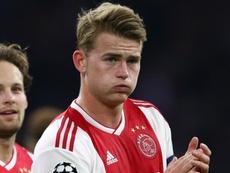 De Ligt shouldn't join Man United – Gullit.