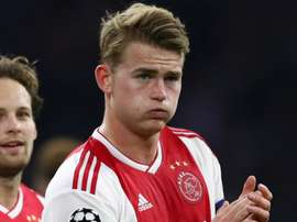 De Ligt was left baffled by some of the press' comments. GOAL