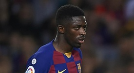 Valverde questions Dembele red card. Goal