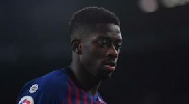 Dembele has struggled with his discipline at Camp Nou. GOAL