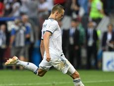 Rússia na Copa do Mundo será investigado por agência antidoping da Espanha. Goal