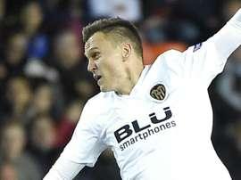 Cheryshev verso il Valencia. Goal