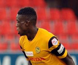Zakaria will play at Moenchengladbach. AFP