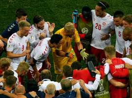 Dinamarca surpreende e cai de pé na Copa do Mundo
