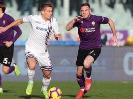 Une révolution à l'AC Milan avec Veretout ? AFP