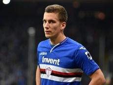 Praet leaves Sampdoria for Leicester in late deadline-day move. GOAL