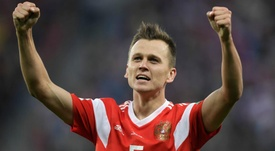 Cheryshev fez um grande Mundial. Goal