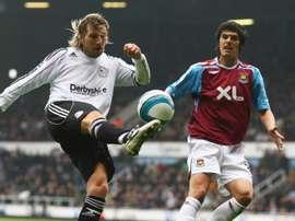 Derby County em 2007-08. Goal