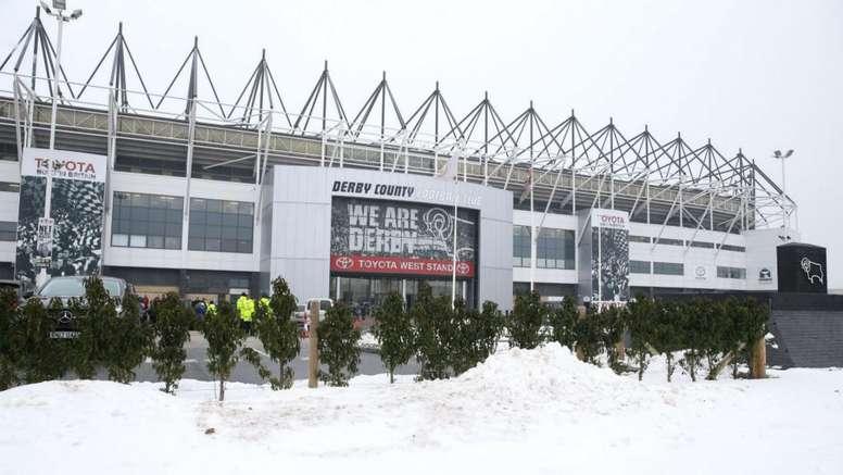 Adverse weather postpones Derby v Cardiff - BeSoccer