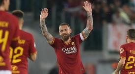 Roma owner: De Rossi didn't get Di Francesco fired. Goal
