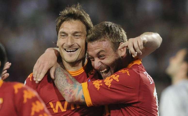 De Rossi va quitter la Roma. Goal