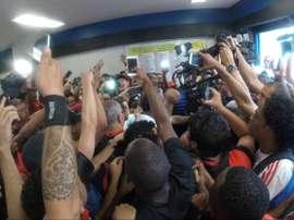 Novo reforço para o Flamengo. Goal