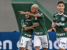 Prováveis onzes de Melgar e Palmeiras. Goal