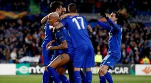 Provocações inspiraram o Getafe na Europa League. Getafe