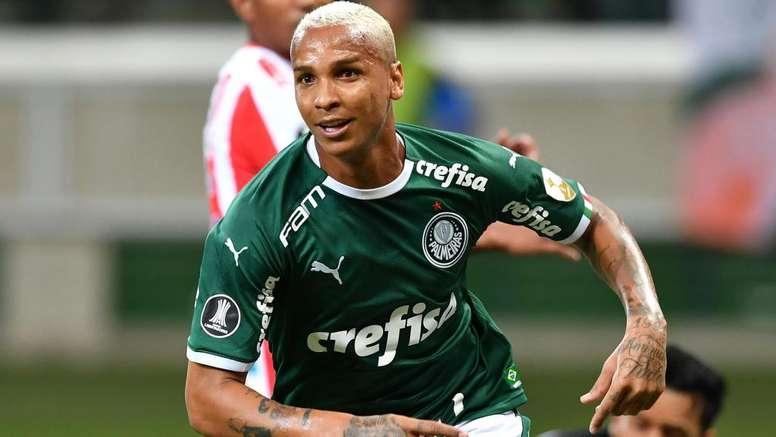 Como está a negociação com o Palmeiras. GOAL