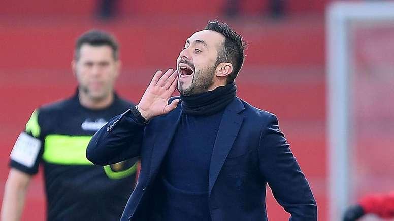 Benevento eye 'crazy' survival bid. Goal