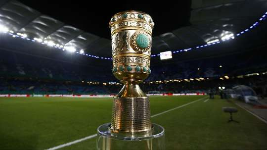 Bayern were defeated by Eintracht Frankfurt in last year's DFL-Pokal final. GOAL